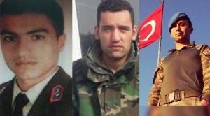 Hain saldırıda Çorumlu Astsubay Çavuş Bekir Eren Deniz, Konyalı Jandarma Kıdemli Üstçavuş İbrahim Betin ve Konyalı Özel Harekatçı Uzman Çavuş Mustafa Tünel dahil 8 asker şehit düştü